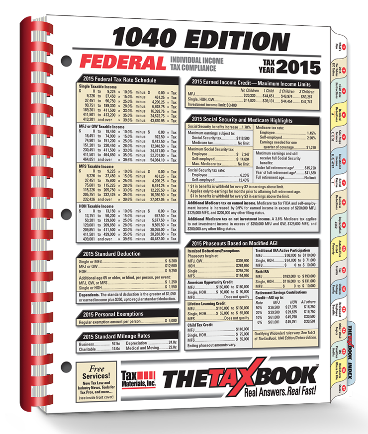 The Tax Book