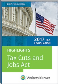 Highlights Tax Cuts Jobs Act