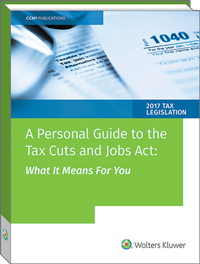 A Personal Guide Tax Cuts and Jobs Act